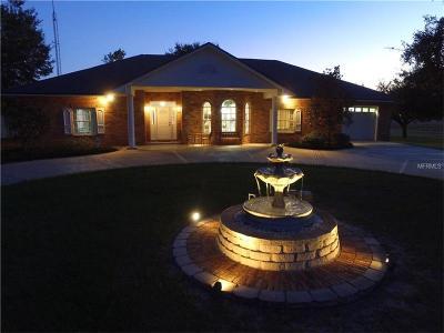 Groveland Single Family Home For Sale: 13534 Rester Road