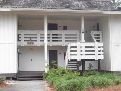 Wesley Chapel Condo For Sale: 5019 Mill Pond #3129