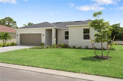 Fort Myers Single Family Home For Sale: 6434 Estero Bay Drive