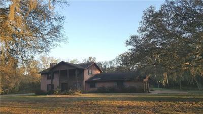 Zephyrhills Single Family Home For Sale: 38844 Pattie Road