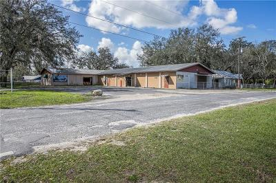 Pasco County Commercial For Sale: 38432 Jendral Avenue