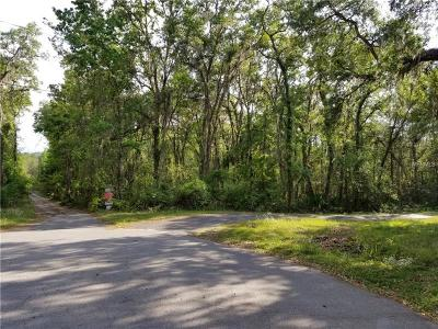 Hillsborough County, Pasco County, Pinellas County, Hernando County Residential Lots & Land For Sale: 0 Batten Road