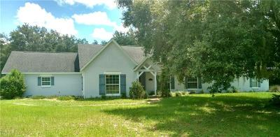 Crystal River FL Single Family Home For Sale: $395,000