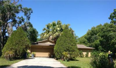 Land O Lakes Single Family Home For Sale: 22138 Weeks Boulevard