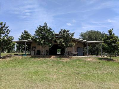 Dade City Mobile/Manufactured For Sale: 36340 Christian Road