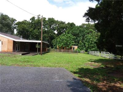 Brooksville Single Family Home For Sale: 25131 Camp Castle Road