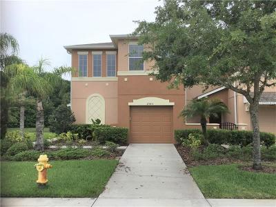 Wesley Chapel Townhouse For Sale: 2945 Birchcreek Drive