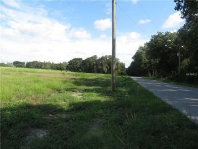 Brooksville Residential Lots & Land For Sale: 0 Goldsmith Road