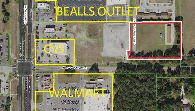 Pasco County Commercial For Sale: 12639 Candlewood Circle