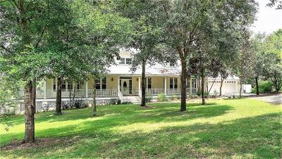 Dade City Single Family Home For Sale: 33619 Chipco Ranch Road