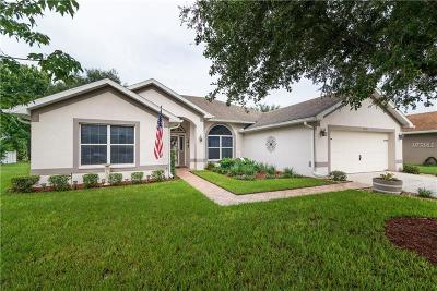 Brooksville Single Family Home For Sale: 7236 Sherman Hills Boulevard