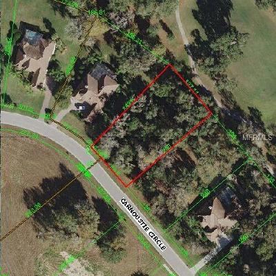 Dade City, San Antonio Residential Lots & Land For Sale: 13619 Carnoustie Circle