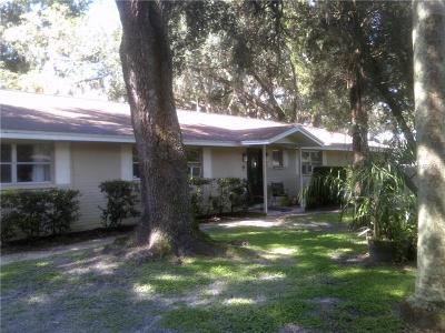 Zephyrhills Single Family Home For Sale: 37626 Hardwood Avenue