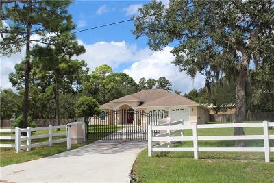 Single Family Home For Sale: 14713 Thompson Avenue