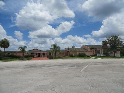 Hernando County Commercial For Sale: 34450 Whispering Oaks Boulevard