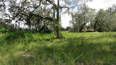 Hernando County, Hillsborough County, Pasco County, Pinellas County Residential Lots & Land For Sale: 0 Treiman Boulevard
