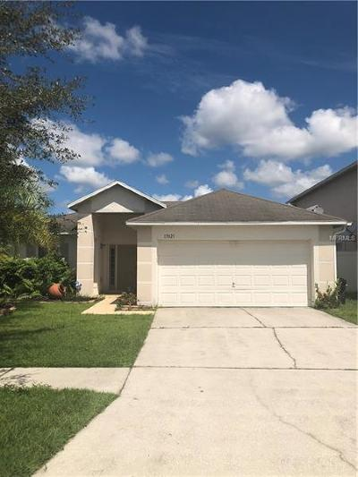 Land O Lakes Single Family Home For Sale: 17021 Odessa Drive