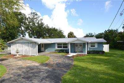 Dade City Single Family Home For Sale: 37409 Meridian Avenue