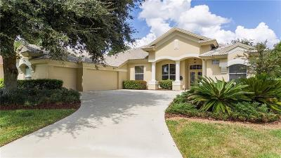Dade City Single Family Home For Sale: 34539 Merion Court
