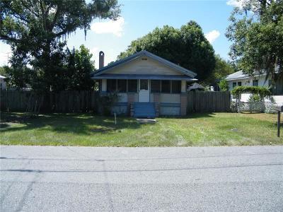 Zephyrhills Single Family Home For Sale: 5437 9th Street