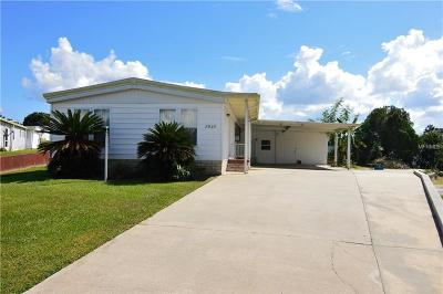 Dade City Mobile/Manufactured For Sale: 29129 Johnston Road #2623