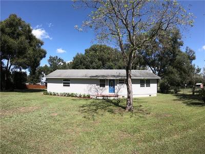 Dade City Single Family Home For Sale: 40147 Sunburst Drive