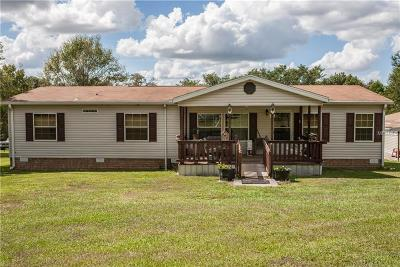 Pasco County Mobile/Manufactured For Sale: 8719 Micarta Lane