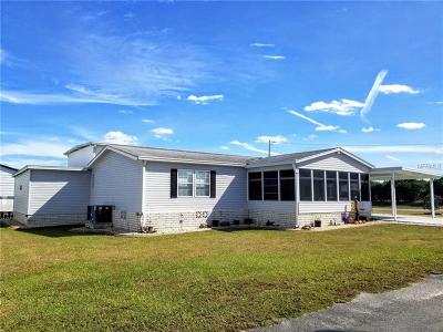 Dade City Mobile/Manufactured For Sale: 10018 Equity Avenue