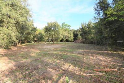 Zephyrhills Residential Lots & Land For Sale: Geiger Road