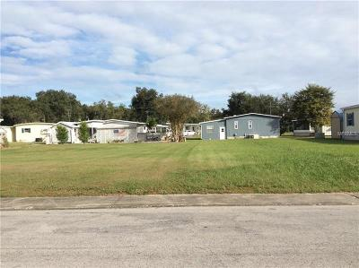 Zephyrhills Residential Lots & Land For Sale: Stafford Drive, Lot 19