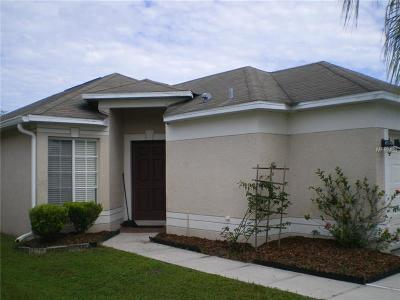 Wesley Chapel Single Family Home For Sale: 31225 Tagus Loop