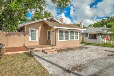 St Petersburg Single Family Home For Sale: 1174 8th Street N