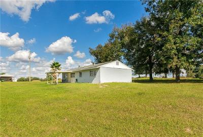 Dade City Single Family Home For Sale: 40005 Burggraf Lane
