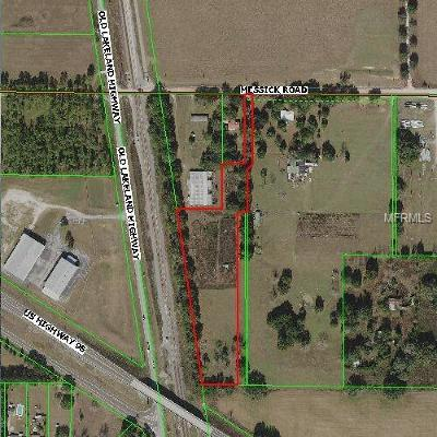 Dade City Residential Lots & Land For Sale: Messick Road