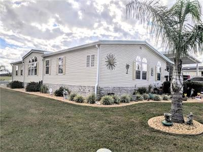 Dade City Mobile/Manufactured For Sale: 39506 Gloryland Drive