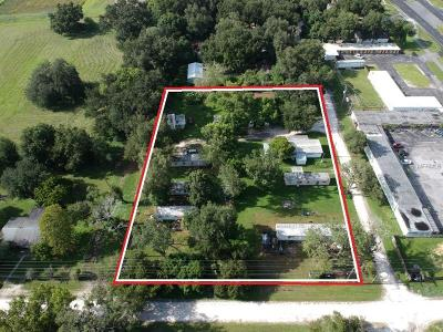 Dade City Multi Family Home For Sale: 12400 Lakeland Drive