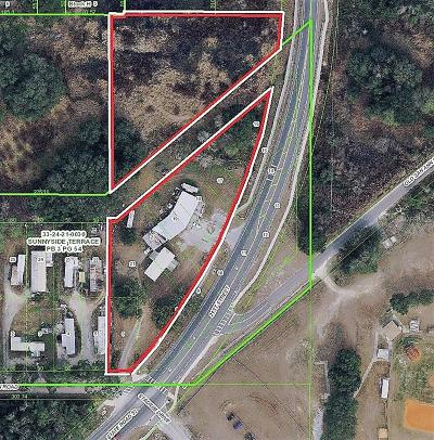 Pasco County Commercial For Sale: 13535 21st Street