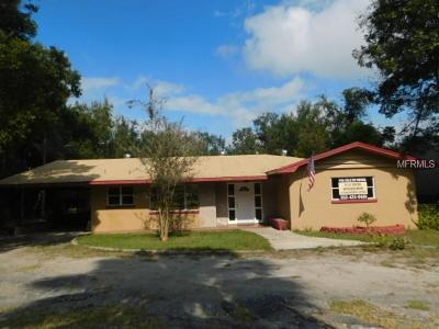 Dade City Single Family Home For Sale: 37933 Howard Avenue