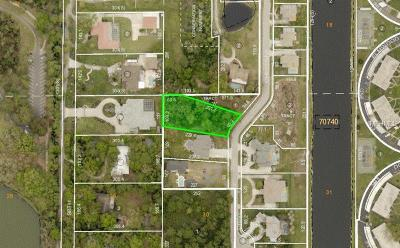 Seminole Residential Lots & Land For Sale: Cheyenne Drive