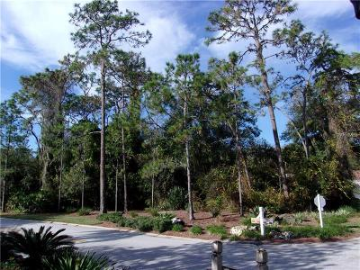 Wesley Chapel Residential Lots & Land For Sale: Fox Hunt Drive