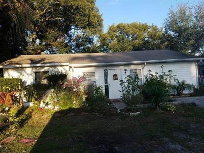 Zephyrhills Single Family Home For Sale: 5618 12th Street