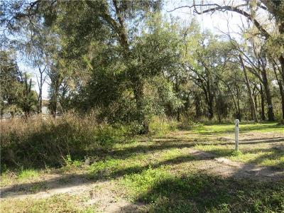 Dade City, San Antonio Residential Lots & Land For Sale: 4 Darby Trail