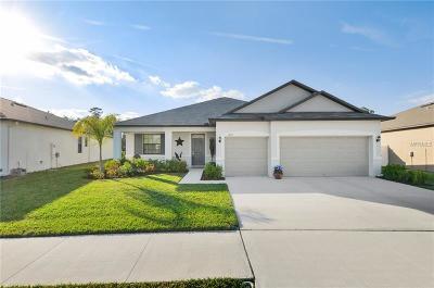 Zephyrhills Single Family Home For Sale: 6635 Paden Wheel Street
