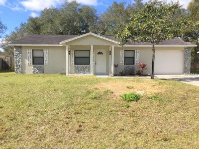 Zephyrhills Single Family Home For Sale