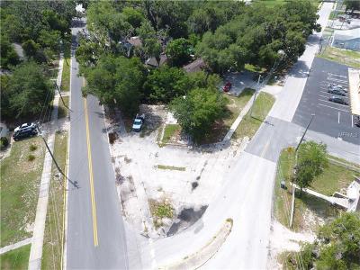Leesburg Residential Lots & Land For Sale: N Sunshine Ave. (506 N. 3rd St.)