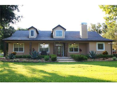 Clermont Single Family Home For Sale: 6813 S Fork Ranch Drive
