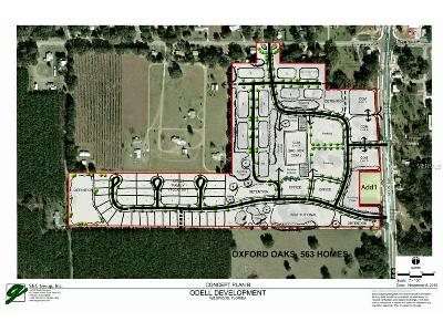Residential Lots & Land Sale Pending: 11626 N Us 301