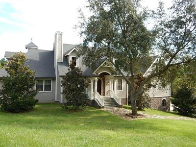 Montverde Single Family Home For Sale: 17708 County Road 455