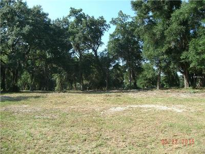 Lady Lake Residential Lots & Land For Sale: 430 S Old Dixie Highway