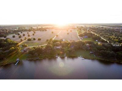 Mascotte Residential Lots & Land For Sale: 4229 S Bluff Lake Road
